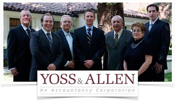 Yoss & Allen, An Accountancy Corporation